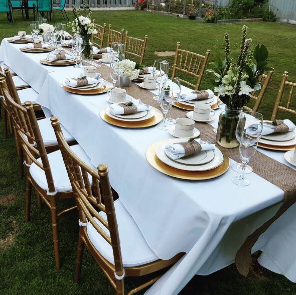 Backyard Event